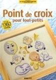 Point de croix pour tout-petits - Madeleine Dupuis