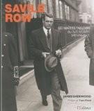 Savile Row : Les maîtres tailleurs du sur-mesure britannique - James Sherwood _ Préface de Tom Ford