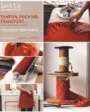Tampon, pochoir, transfert et autres techniques d'impression - Lotta Jansdotter