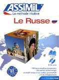 Le Russe (4CD audio) - Victoria Melnikova-Suchet