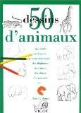 50 dessins d'animaux - Lee J Ames
