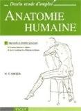 Anatomie humaine : Apprendre à dessiner pas à pas - Walter Foster