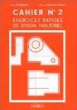Exercices rapides de dessin industriel n›2 : mécanique cap, bep, bac pro - Ricordeau