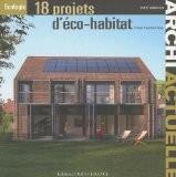 18 projets d'éco-habitat - Yves Connan