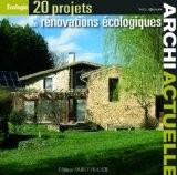 20 projets de rénovations écologiques - Yves Connan