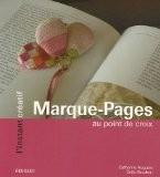 Marque-Pages : Au point de croix - Catherine Auguste