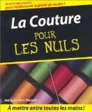 La Couture pour les Nuls - Jan Sauders maresh