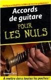 Accords de guitare pour les nuls - Antoine Polin