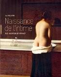 La toilette Naissance de l'intime - Georges Vigarello