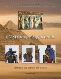 L Astrologie Egyptienne Brodee au Point de Croix - Petiot Christelle