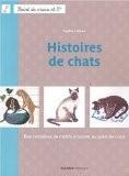 Histoires de chats : Des centaines de motifs à broder au point de croix - Sophie Hélène
