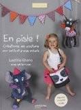En piste ! : Créations en couture pour petits et grands Enfants - Laëtitia Gheno