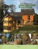 Journal d'une construction écologique - Thierry Thouvenot