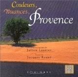 Couleurs, nuances, Provence (fran�ais/anglais) - Jacques Rour�