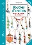 Boucles d'oreilles : Perles de cristal et fantaisie - Inès Valentin