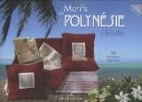 Motifs de Polynésie à broder : 55 broderies originales - Nadège Richier