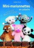Mini marionettes en peluche - Cendrine Armani