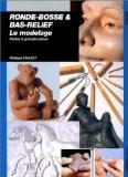 Ronde-bosse et bas-relief : Le modelage, petites et grandes pièces - Philippe Chazot