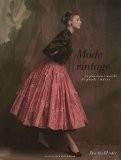 Mode vintage : Les plus beaux modèles des grands créateurs - Zandra Rhodes