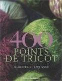 400 Points de tricot - Marie Claire