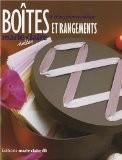 Boîtes et rangements - Nathalie Duquenne