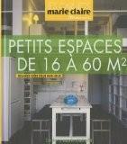 Petits espaces de 16 à 60 m2 - Collectif