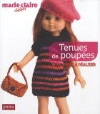 Tenues de poup�es - Collectif