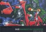 Dize Warmstyle dizaster - Julien Malland