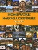 Homework : Maisons à construire - Lloyd Kahn