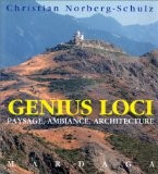 Genius loci: Paysage, ambiance, architecture - Christian Norberg-Schulz