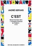Marcel Duchamp dans le fantaisie heureuse de l'histoire - André Gervais