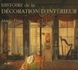 Histoire de la décoration d'intérieur : La philosophie de l'ameublement - Mario Praz
