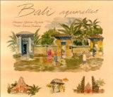 Bali  aquarelles - Diana Darling
