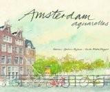 Amsterdam aquarelles - Hinke Wiggers