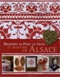 Broderie au point de croix et traditions en Alsace - Fabienne Bassang