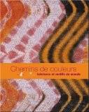 Chemins de couleur : Teintures et motifs du monde - Françoise Cousin