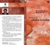 La Sagesse du Créateur de Parfum - Maurice Maurin