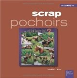 Scrap pochoirs - Martine Carlier