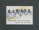 99 dessins pour aimer le désert - Jean-Pierre Godineau