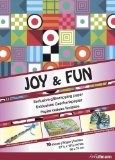 Papier cadeau : Joy & Fun - Collectif