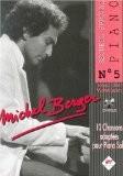 Michel Berger Piano N.5+CD - Hit
