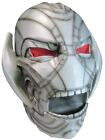 Masque IN Latex Ultron Robot The Avengers Age Of Mask Cosplay Marvel Cinéma