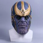 Masque Thanos Latex Masque The Avengers Infinity War Cinéma Cosplay #1