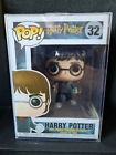 💖 Funko pop Harry potter n°32 Harry Potter + protector.