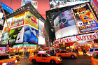 Papier Peint Photo INTISSÉ-TIMES SQUARE-(1241V)-Mural New York City Broadway XXL