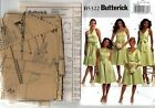 Patron BUTTERICK  N°5322  SUPERBE ROBE HABILLEE  T.8 OU 36