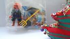 PLAYMOBIL  HOMME CITROUILLE HALLOWEEN + ACCESSOIRES SERIE QUICK  NEUF SS BLISTER