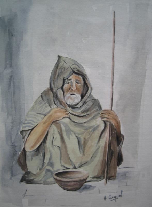 Le mendiant