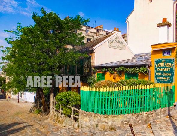 Montmartre – Cabaret Au Lapin Agile