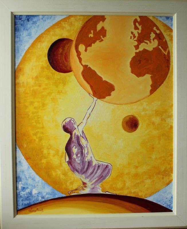 Uranie, muse de l'Astronomie